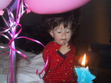 2005-01 Ronni 1st bday